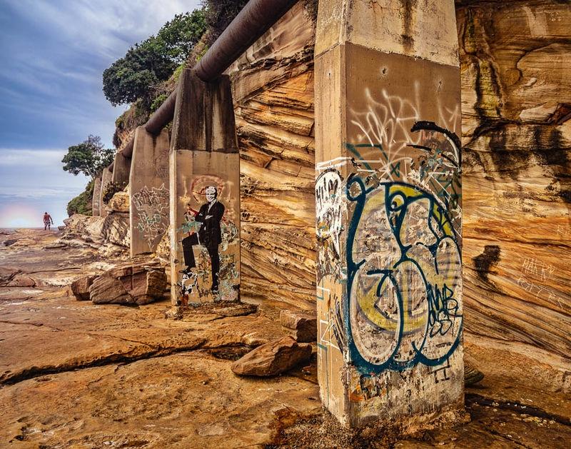 Graffiti Row