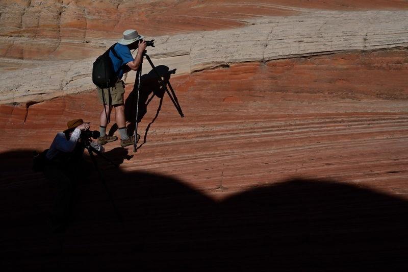 Land survey in Mars!