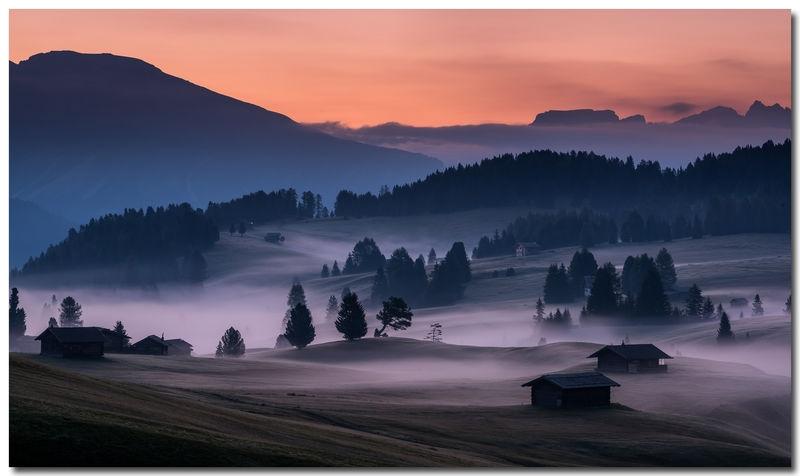 Low Hanging Mist