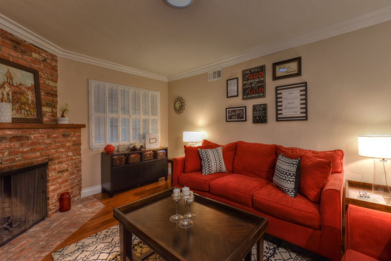 Interior Residential Den