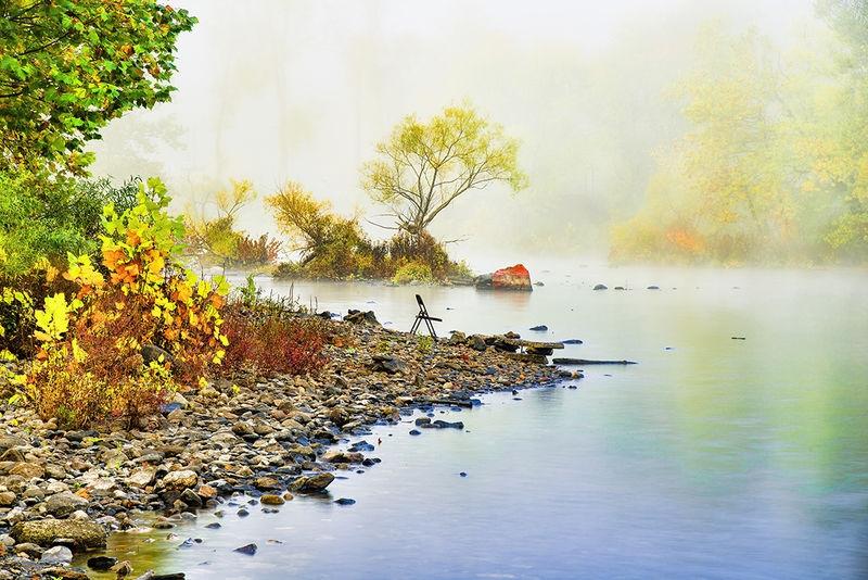 Secret Fishing Spot