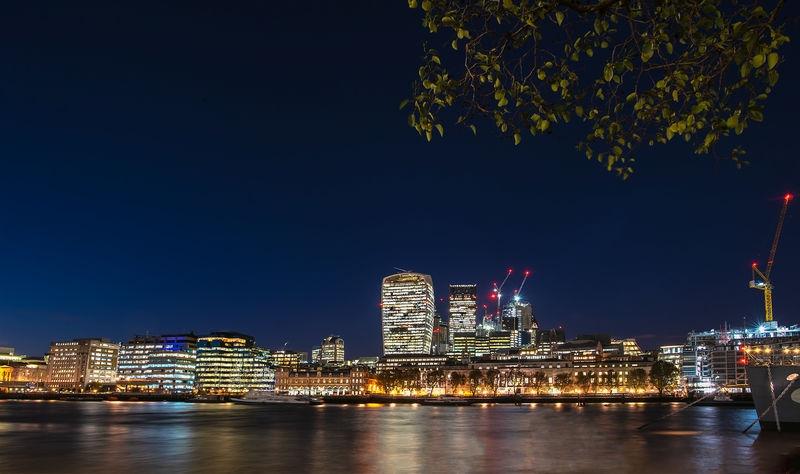 The Walkie-talkie, London.