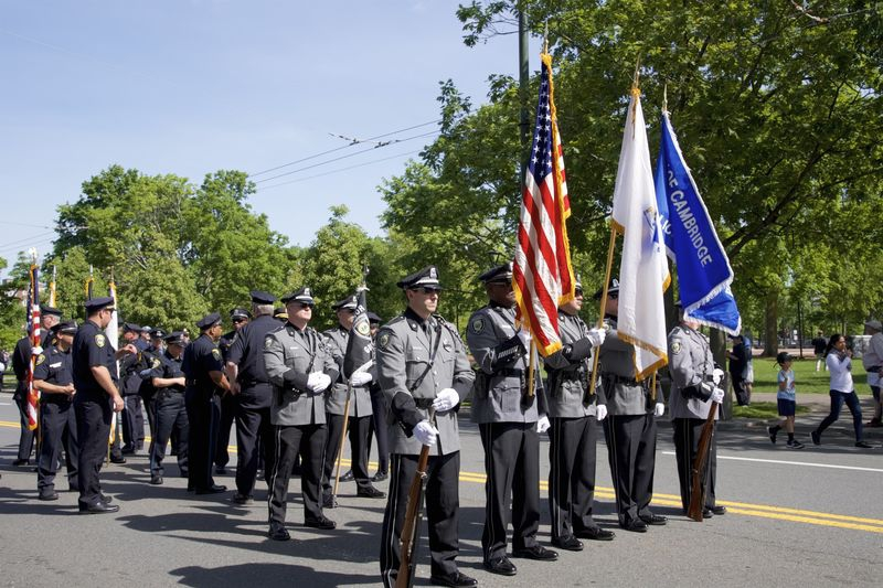 Cambridge's Memorial Day Parade