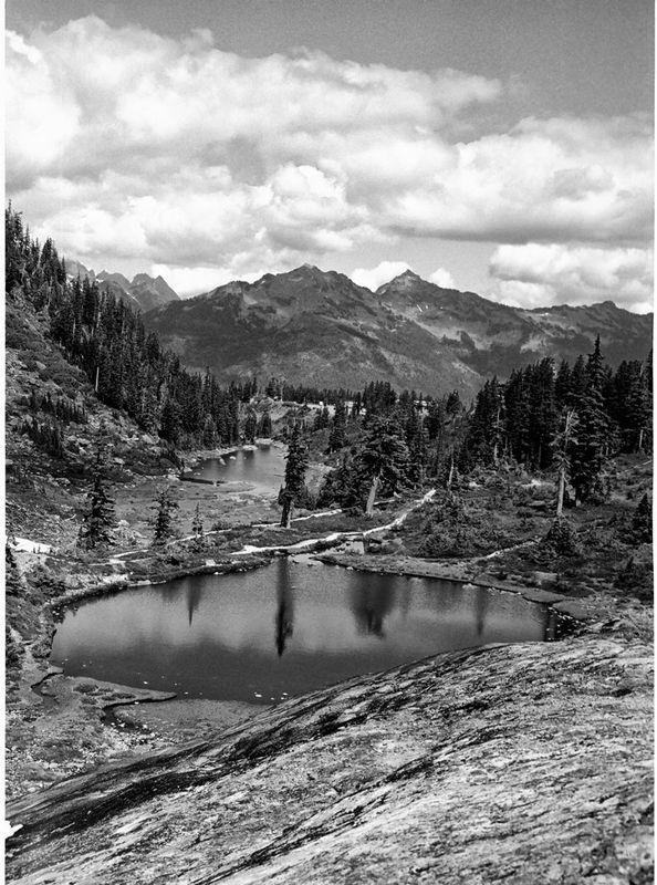 Mt. Baker Scene