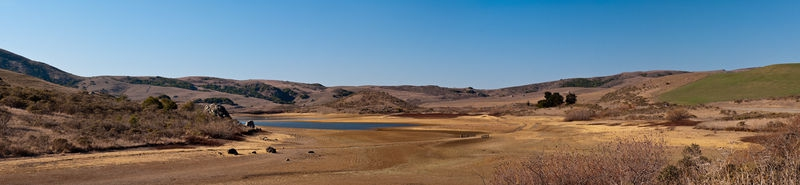 Nicasio Reservoir Panorama