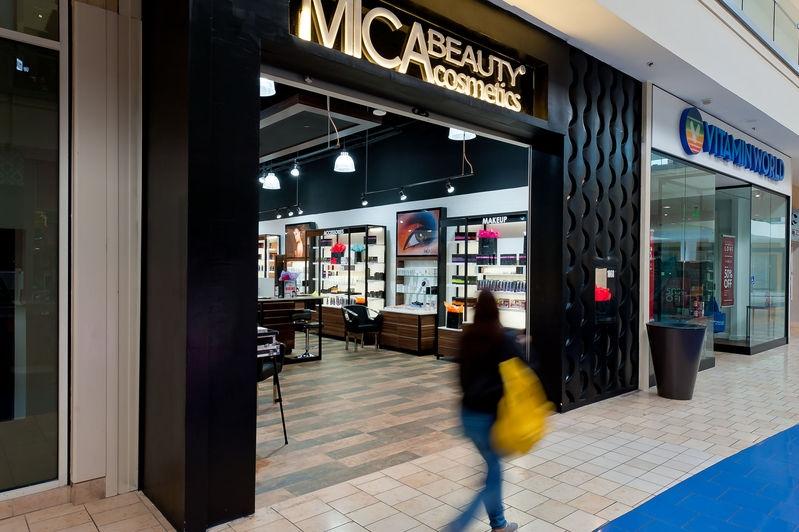 Interior Beauty Supply Store