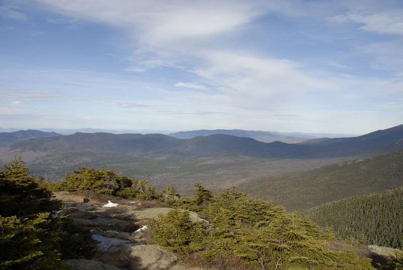Summit at Mount Pierce - White Mountains, New Hampshire
