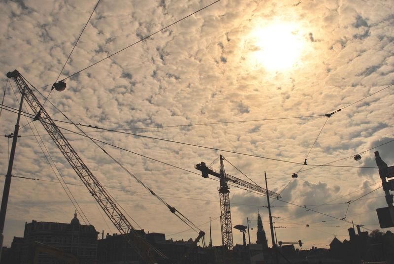 Renovating Amsterdam CS