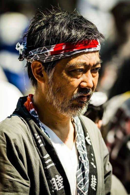 Fukugawa Matsuri Veteran
