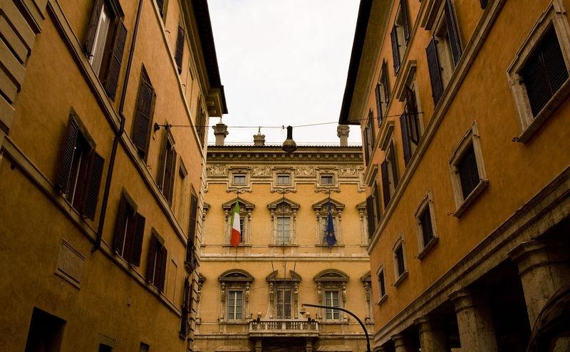 Roman Building