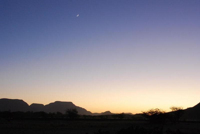 Damara sunrise 06.35