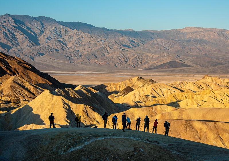 Zabriskie Point Photographers
