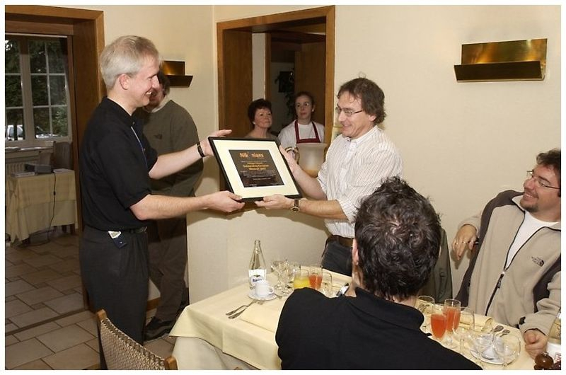 Outstanding European Nikonian of the year Award