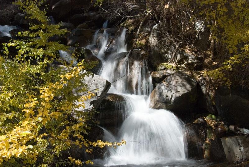 Eastern Sierra Fall 2009