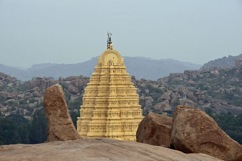 shining temple