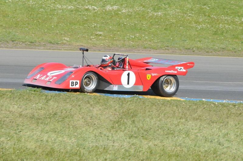 April 2014, Classic Sports Racing Group, Between Turn 1 & 2
