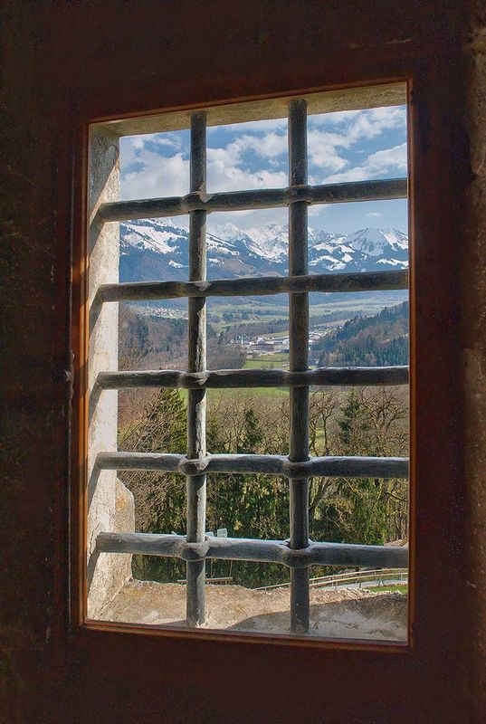 Chillon Castle-Switzerland