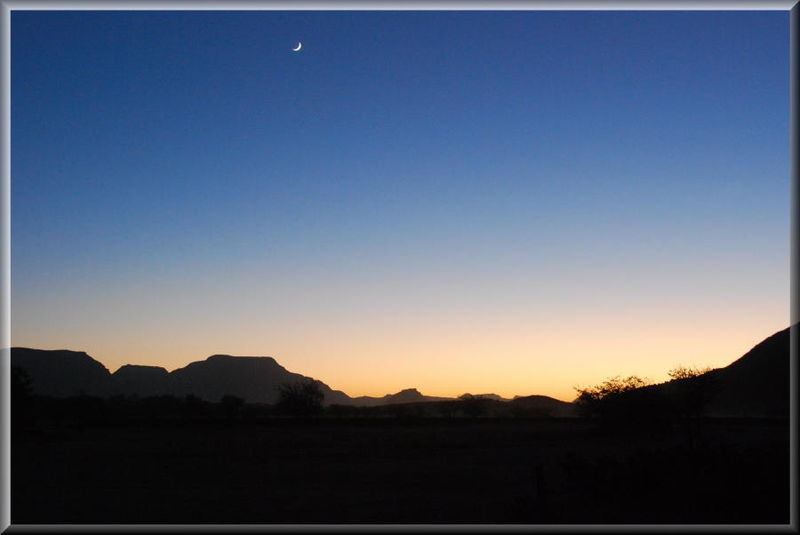 Damara sunrise 06.30