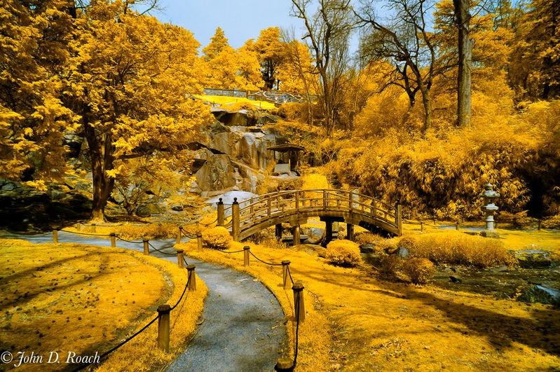 Japanese Garden, Maymount, Richmond, Virginia
