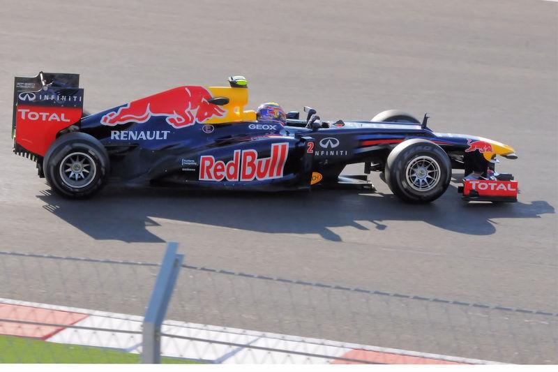 2012 US Grand Prix, Austin COTA Mark Weber, Red Bull