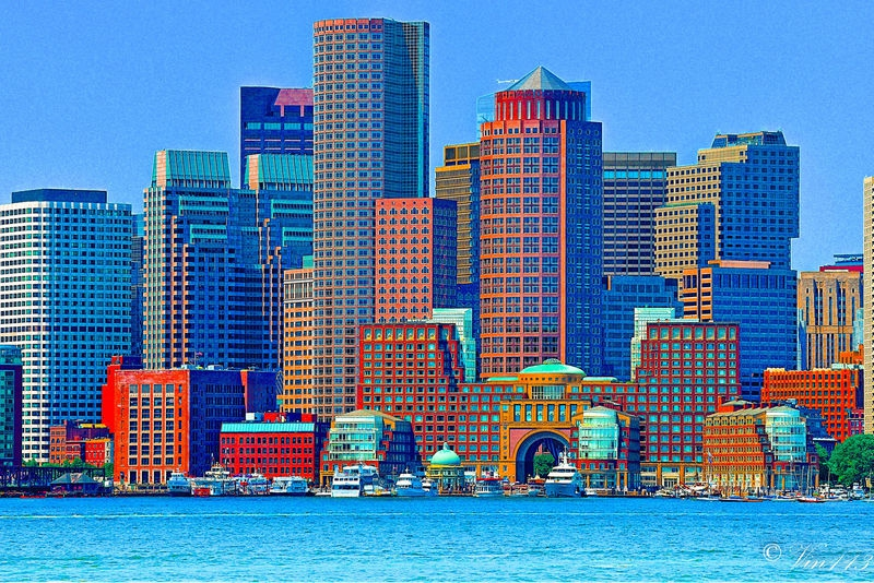 Boston Through My Eyes
