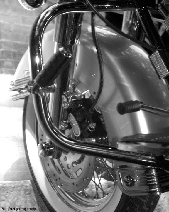 Retro Harley
