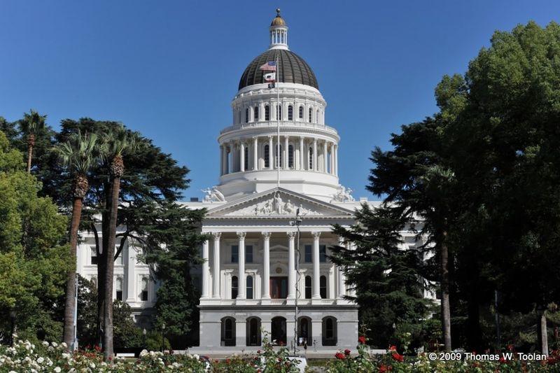 California State Capital -1