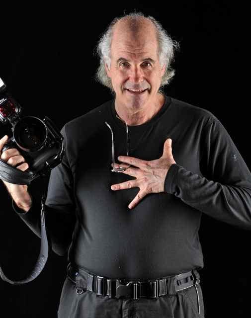 Rick Hullbert - Man in Black