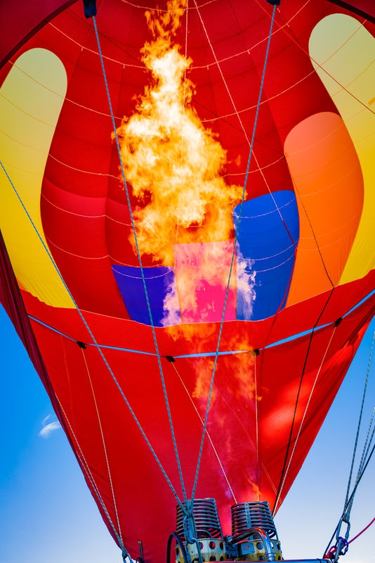 Annual Gunnison Hot Air Balloon Festival