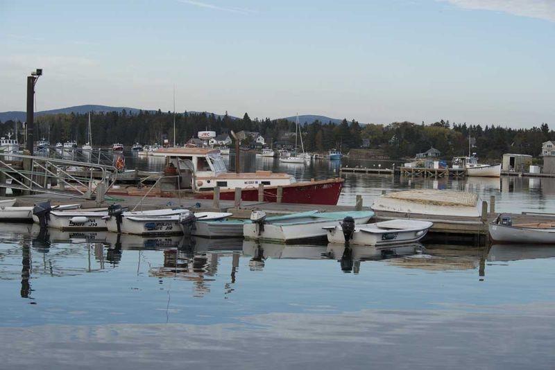 Thurston's Lobster Pound, Bass Harbor, Maine