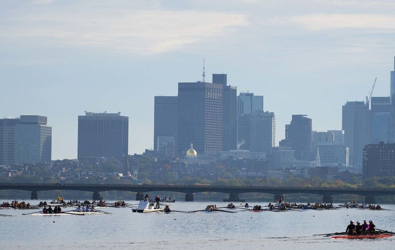 Boston Harbor - Getting Ready