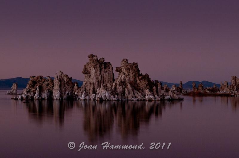 Mono Lake Alpenglow