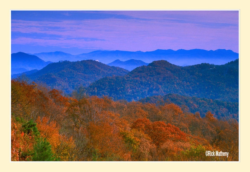 Blue Ridge Parkway Sunrise1