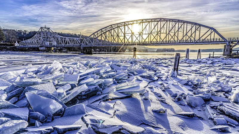 East Haddam Bridge (Day)