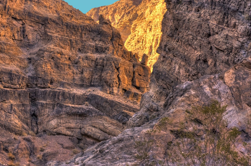 Titus Canyon in Death  Valley 11-08