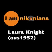 I AM NIKONIANS – Laura Knight (aus1952) Interview