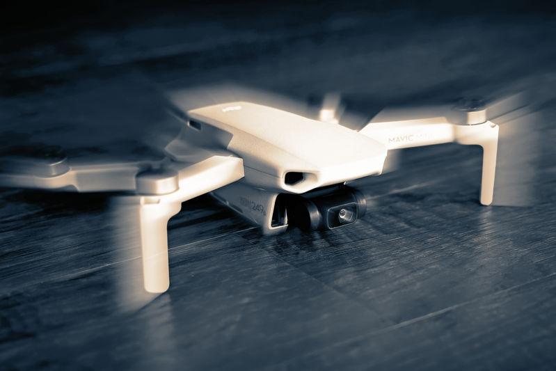 Portrait of a Drone