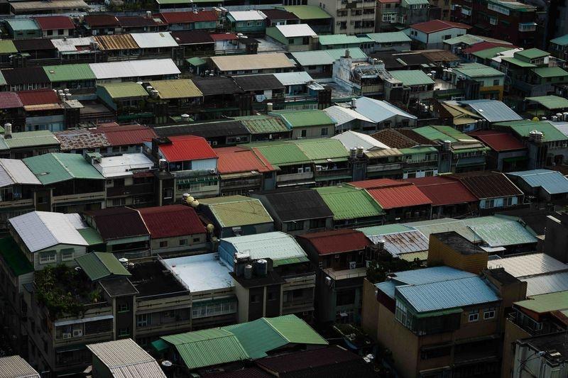 Taiwan Rooftops