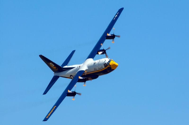Fat Albert-Blue Angels Lockheed C-130 Hercules