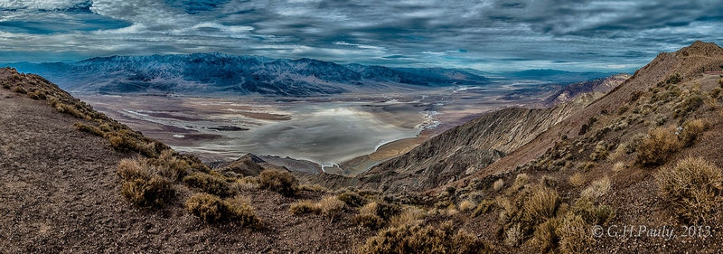 Death Valley January 2013