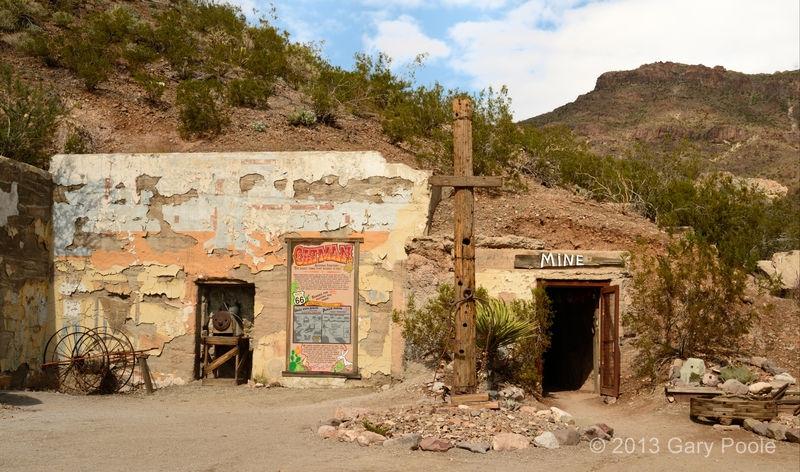 Old Mine, Oatman, AZ
