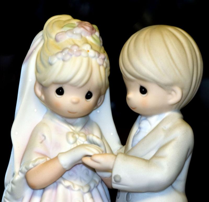 Precious Moments Wedding