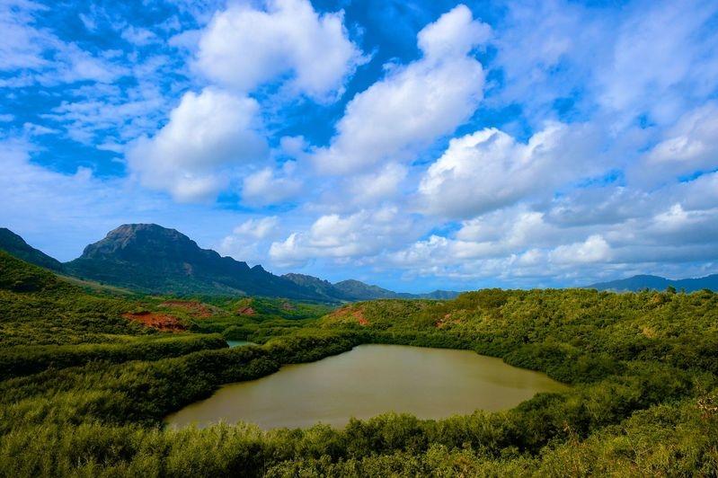 """Hule""""ia River,Kauai"""
