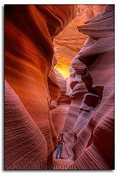 Antelope Canyon (MotoMannequin)