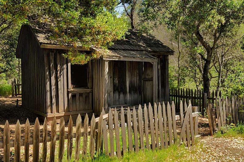 John Pfeiffer Homestead Cabin