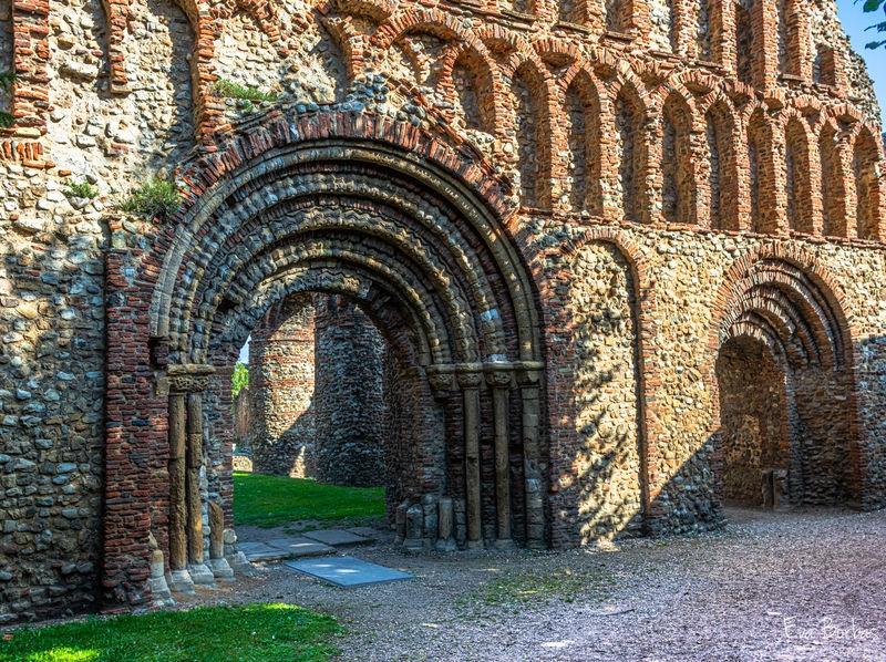 Medieval Priory gate