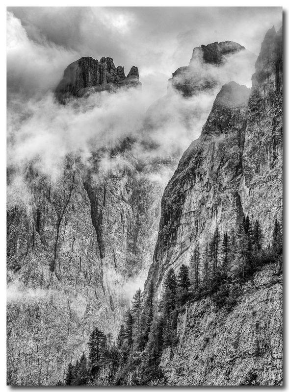 Passo Falzare, Dolomites