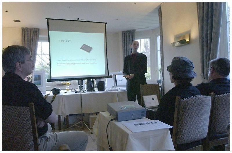 Presentation by Nikon Belgium