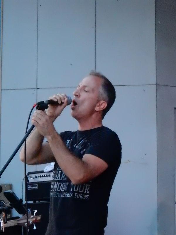 TRAINWRECK - Classic Rock performance at Jones Beach Bandshell