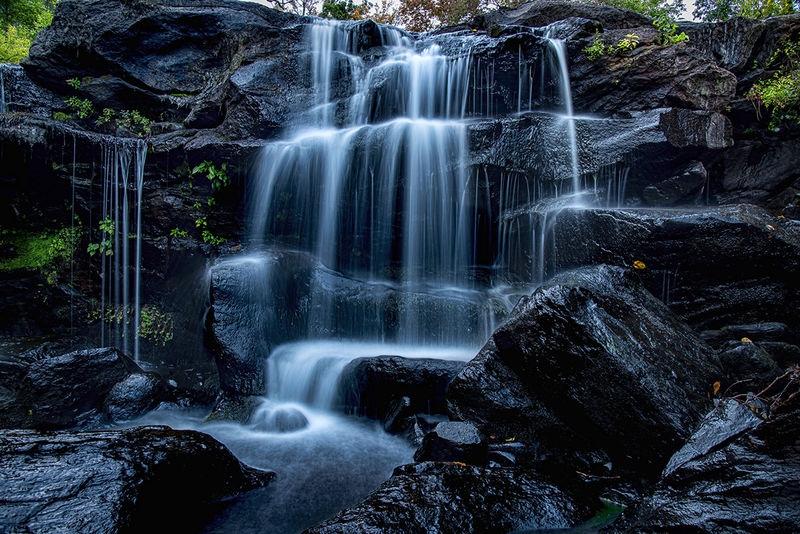 Upper Chapman Falls